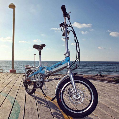 אופניים חשמליים קטנים במיוחד